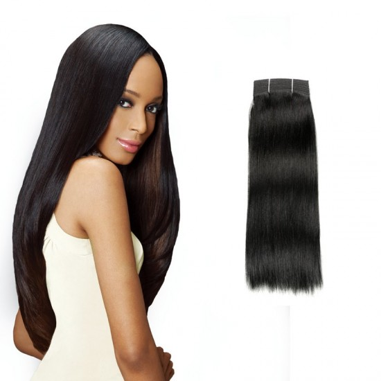 "Cheap Virgin Hair Silky Straight 12""-28"" 100g"