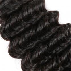 Cheap virgin Hair Deep Weave 12-28 Inches 100g