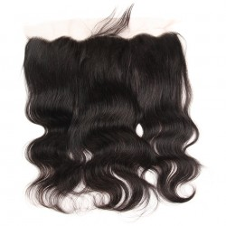13x4 Virgin Hair Lace Frontal Body Wave 10-20 inch