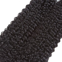 "Unprocessed Brazilian Virgin Hair Kinky Curl  Real Virgin Hair 12""-28"" 100g"