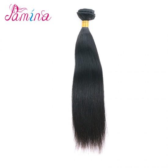 "Brazilian Hair Silky Straight 10""-30"" 100g"