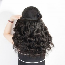 "Unprocessed Brazilian Virgin Hair Body Wave Real Virgin Hair 12""-28"" 100g"