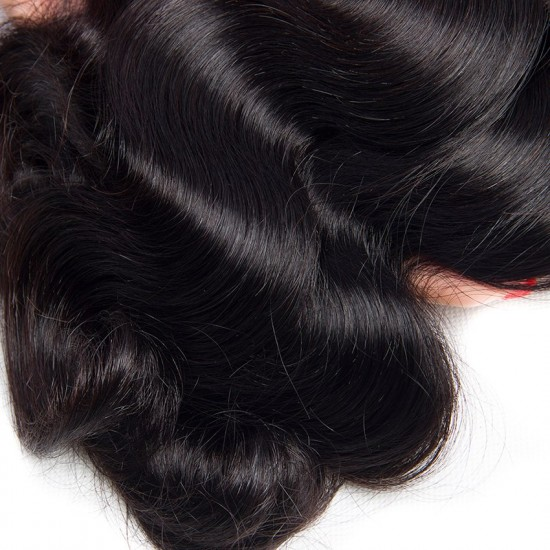 "Unprocessed Brazilian Virgin Hair Body Wave Real Virgin Hair 12""-28"" 100g"