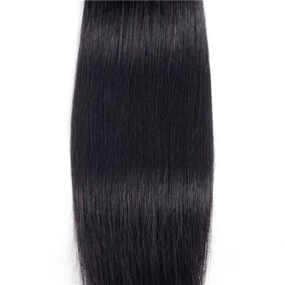 "100% human hair silky straight 10""-28"" 100g"