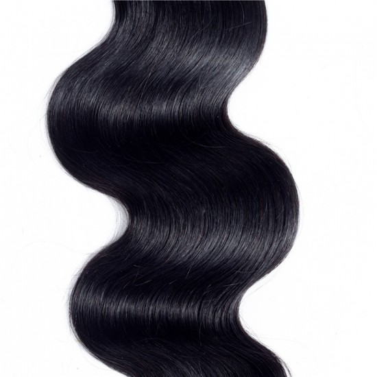 "100% Human Hair Body Wave 10""-28"""
