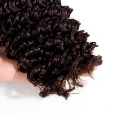 "100% Human Hair Deep Wave 10""-28"" 100g"