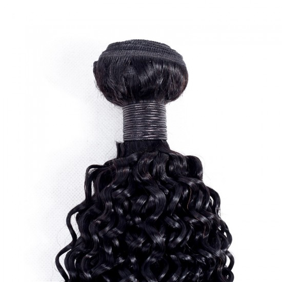 "100% Human Hair Jerry Curl 10""-28"" 100g"