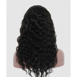 4x4 Lace Closure Wig Loose Wave Human Hair Wigs 130% Density