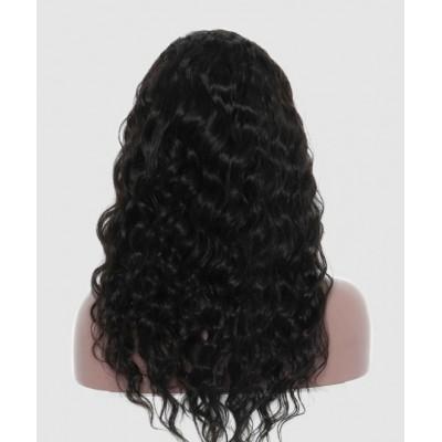 4x4 Lace Closure Wig Loose Wave Human Hair Wigs 130% Density