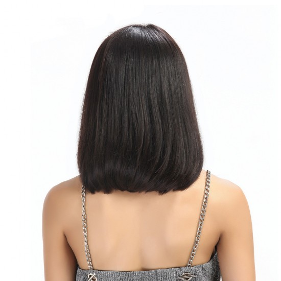 10A Lace Front Wig Bob Wig human Hair Wig Remy Hair
